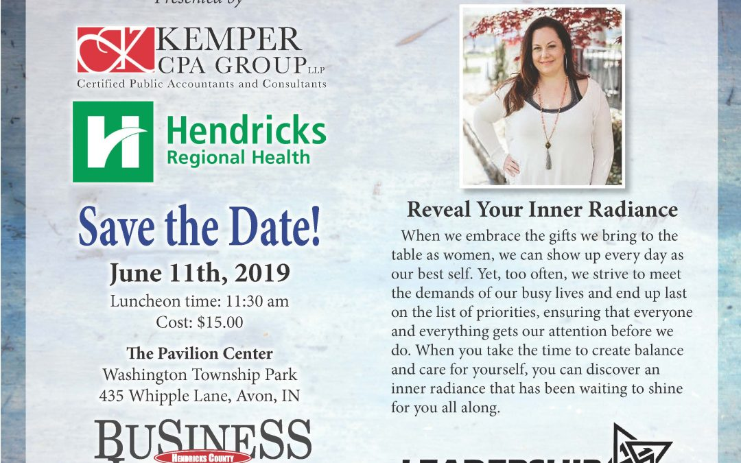 Hendricks County Business Leader's Women's Luncheon